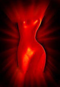 fiery beauty