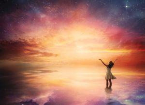 Night sky praise