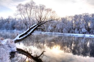 winter river 5
