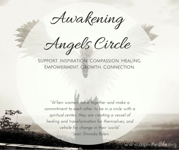 Awakening Angels Circle2