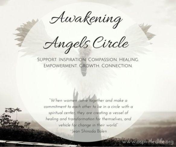 Awakening Angels Circle2